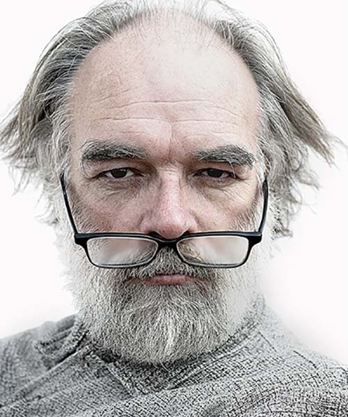 Mand - briller